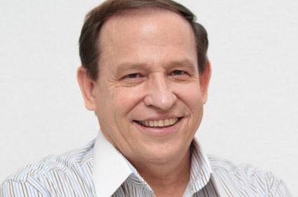 Pastor Abe Huber